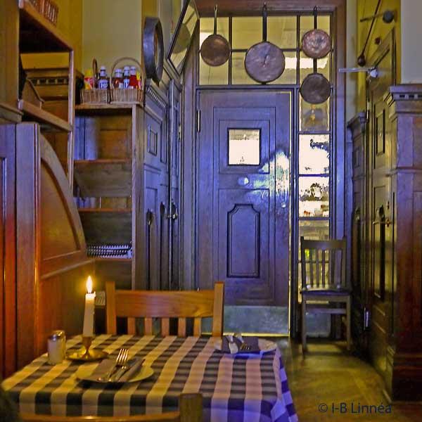 Blå dörren