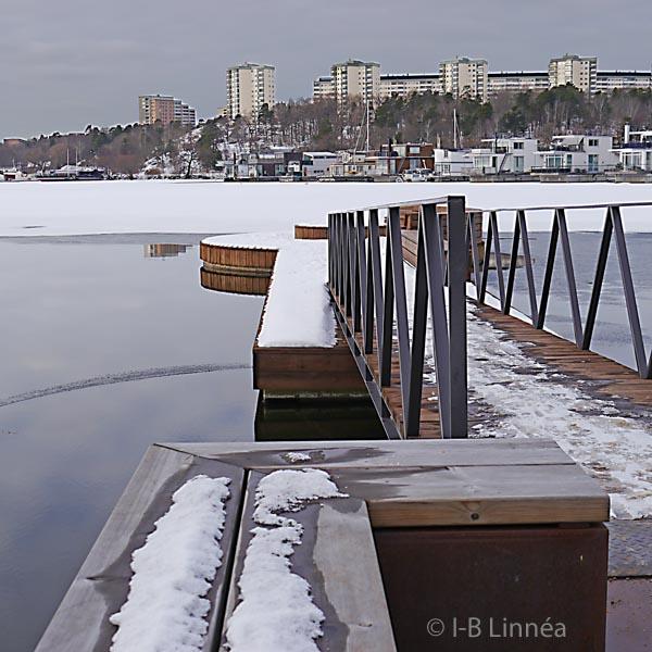 Från Karlbergskanalen wk