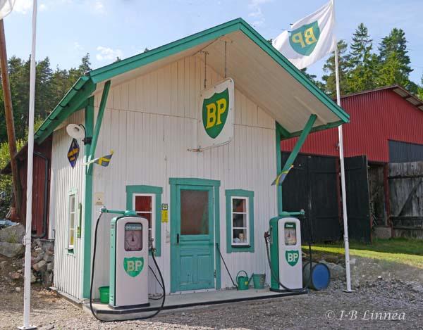 BP mack i skogen