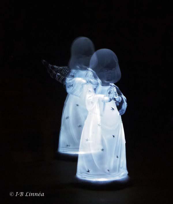 Två änglar