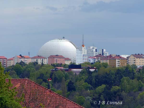 Globen från Södersjukhuset