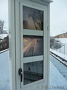 T-banefönster